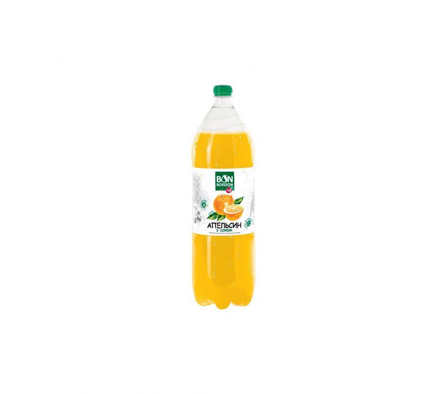 Бон Буассон Апельсин 2 л