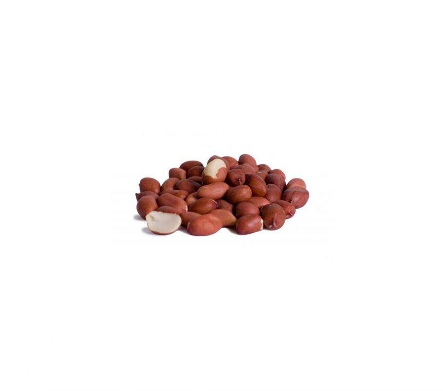 Ядра арахиса жаренные подсоленные 500 гр