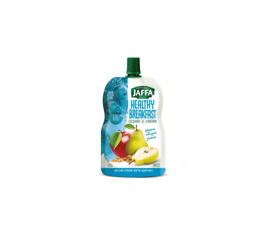 Jaffa Смузи груша-яблоко-злаки 120г