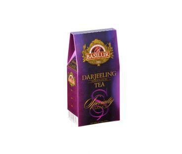 Чай черный Базилур Basilur Избранная классика Дарджилинг картон 100 г