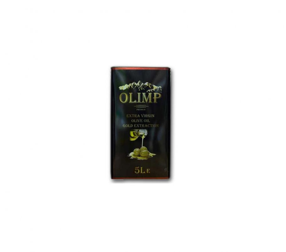 ШБ масло оливковое OLIMP EXTRA VIRGIN OLIVE OIL 5л ж/б