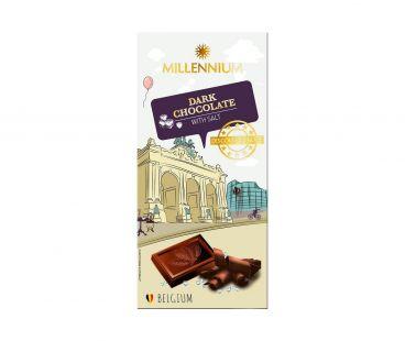 Millennium Миллениум Шоколад черный  Discover Europe с солью 100г