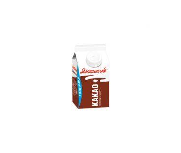 Яготинское Напиток молочный с какао 3,2% пюр-пак 450г