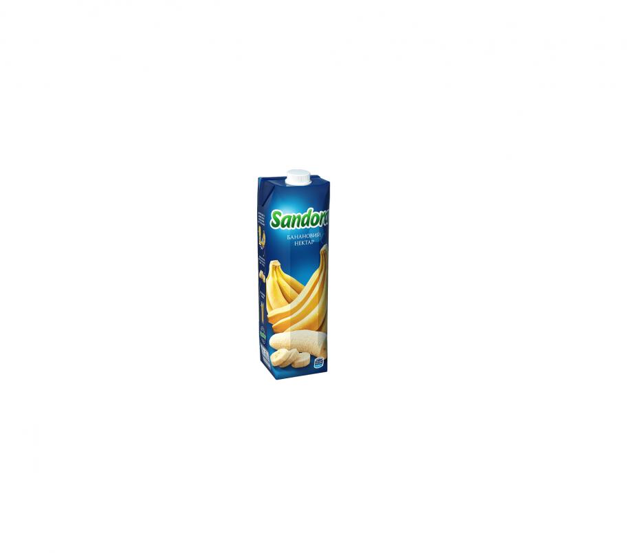 SANDORA Банан 0.95л