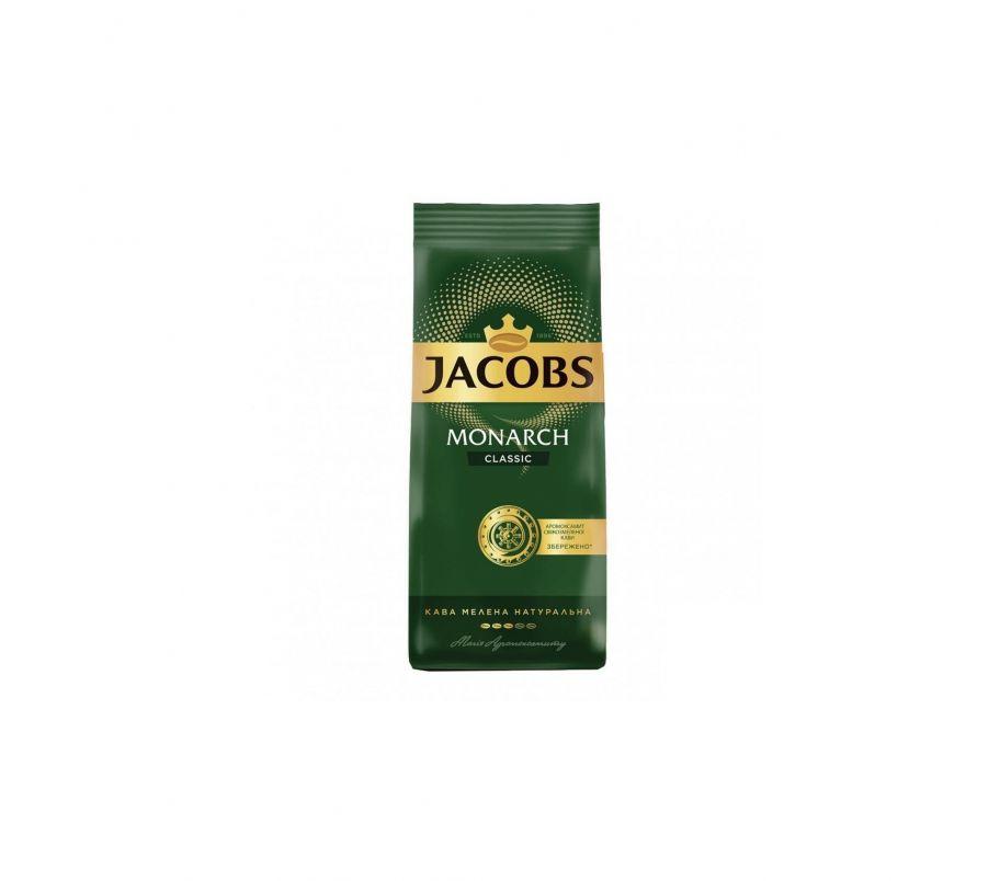 Кофе молотый Jacobs Monarch Classico 225г