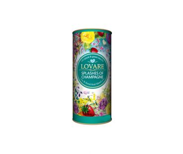 Чай фруктово-цветочный Чай Ловаре Lovare Брызги Шампанского 80 г