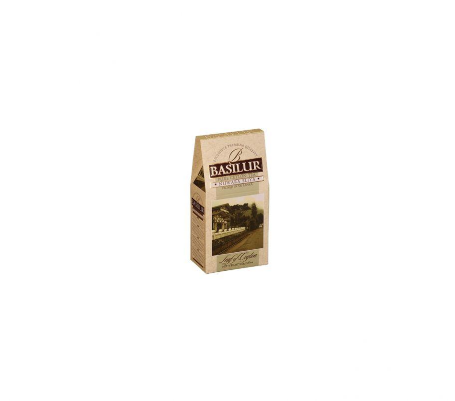 Чай черный Базилур Basilur Нувара картон 100 г