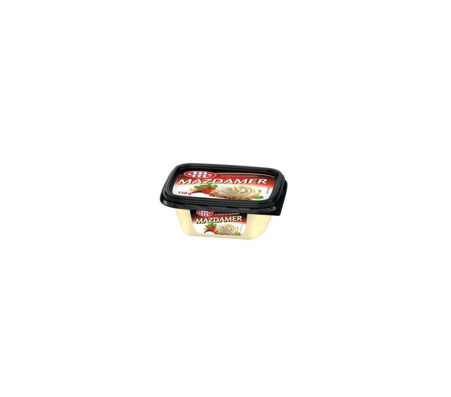 УМ Млековита Плавленный сыр Маздамер, 150 г (намазка)