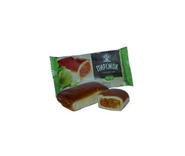 Выпечка и кондитерские изделия РОМА пирожок с капустой 75г