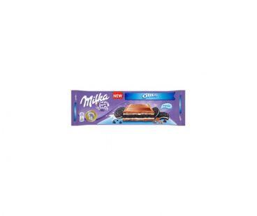 Milka Шоколад с кусочками печенья Oreo 300г