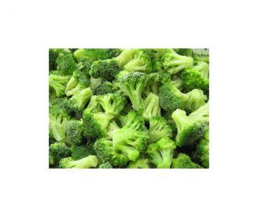 Замороженные овощи ЭК Брокколи замороженная