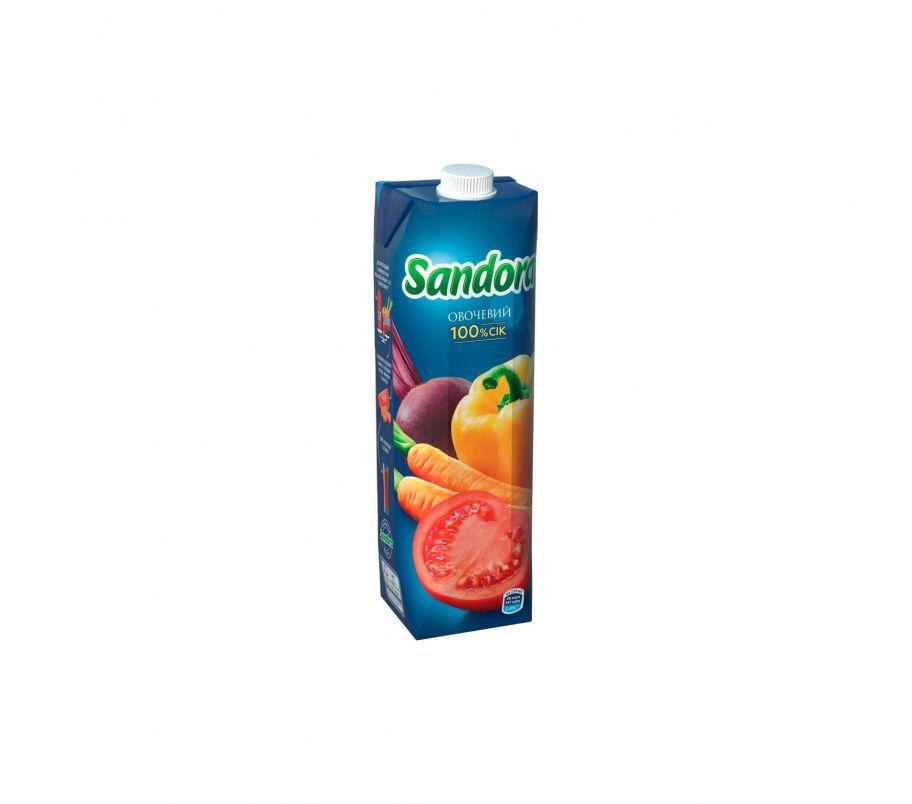 SANDORA Овощной 0.95л