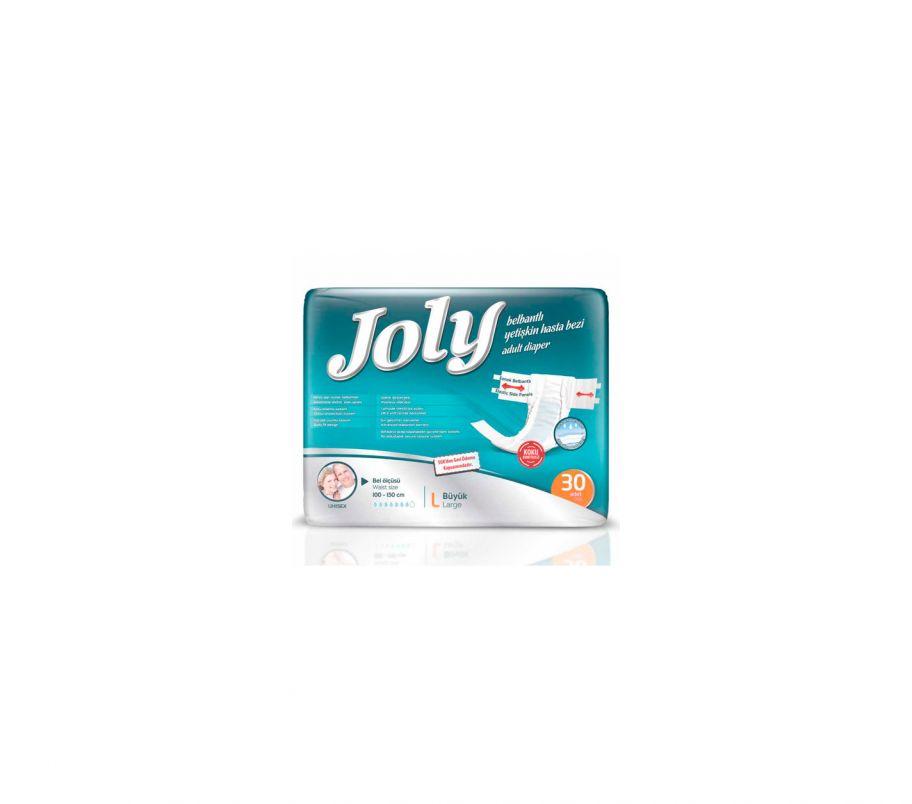 JOLY  M 30 шт Подгузники для взрослых