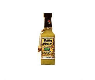 Mama Africa`s Соус из перца халапеньо остроты 6/10 125мл