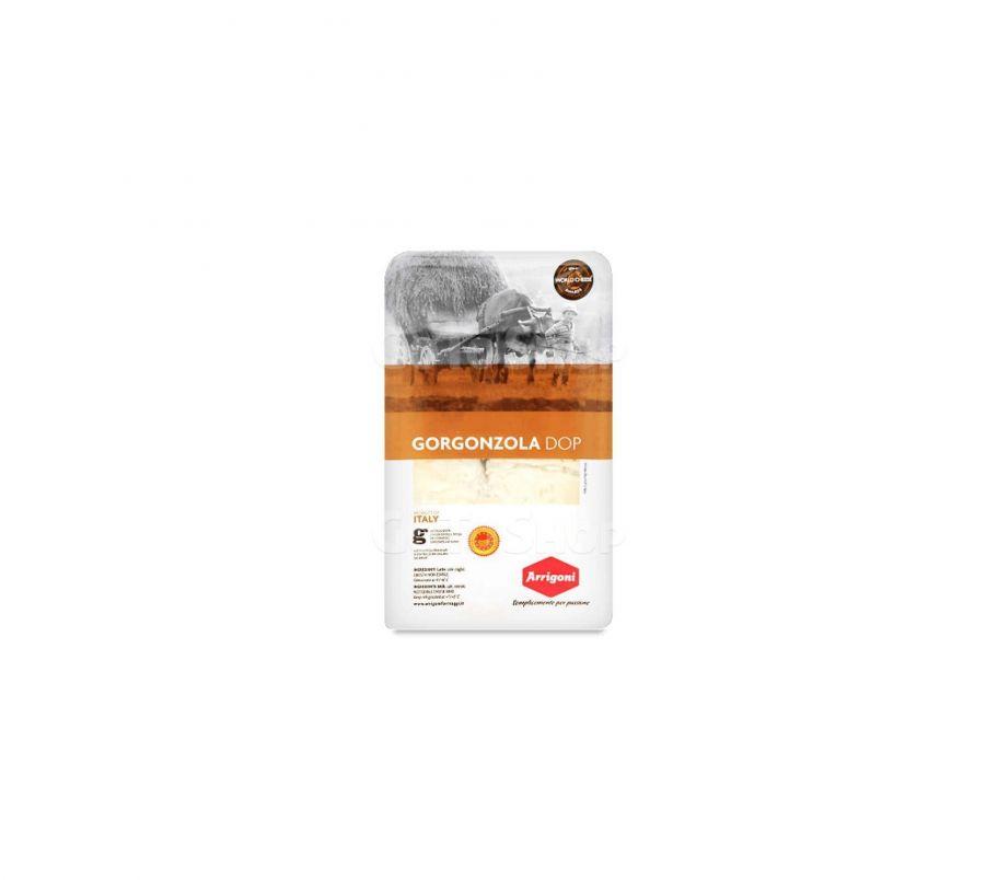 Arrigoni Сыр Горгонзола Picante 45% из коровьего молока 150г