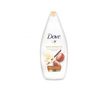 Dove Гель для душа Масло ши и пряная ваниль 500мл