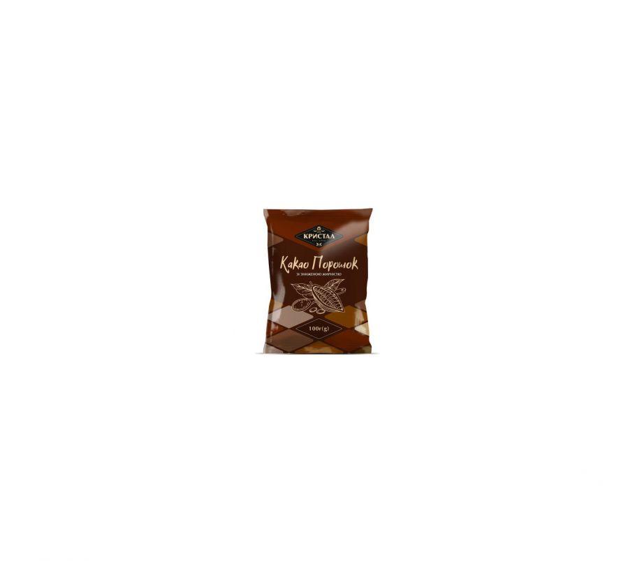 КП Какао(пониженная жирность) 100 гр