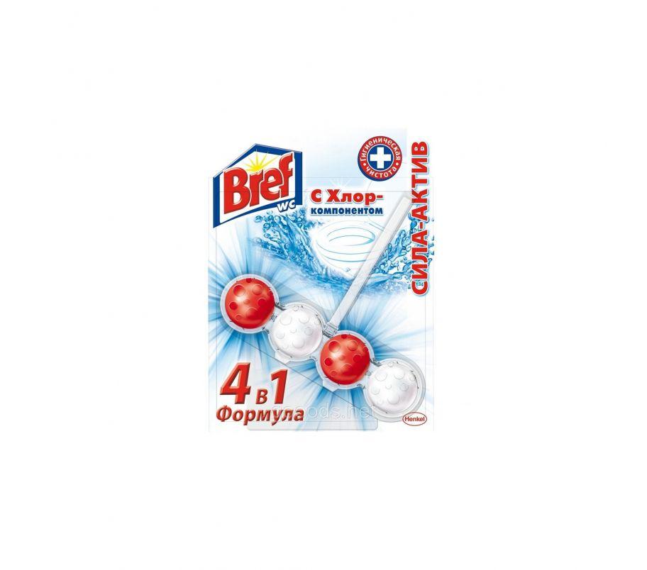 BREF шарики для унитаза 1уп