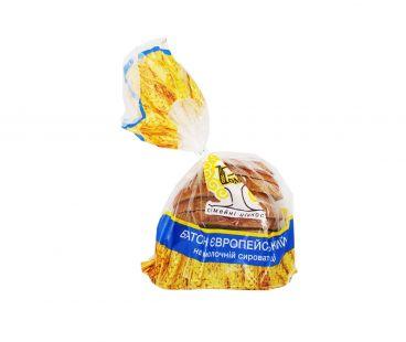 Хлеб РОМА Батон Европейский  нарезанный  0,4 кг