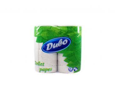 Туалетная бумага ДИВО туалетная бумага 4шт