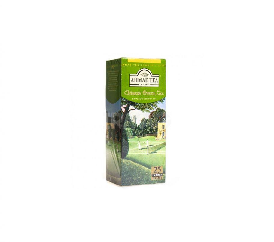 Ahmad tea Чай зеленый Китайский 25*1,8г