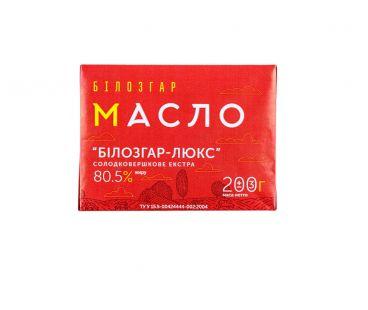 Масло и Маргарин Масло Литин 80,5%, 200 г