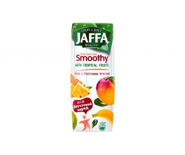 Соки Jaffa Тропические фрукты  0,25л