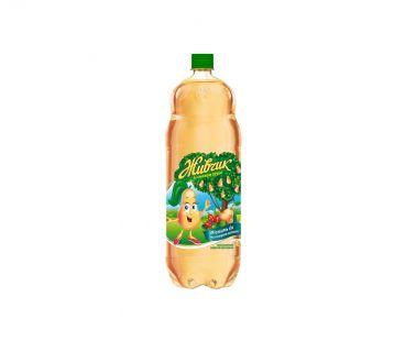 Безалкогольные напитки Живчик Груша 1л
