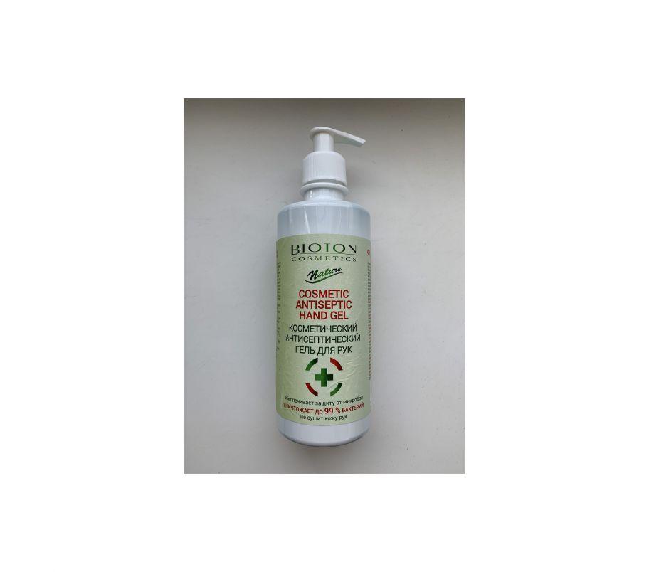 Bioton Cosmetics Антисептик для рук 400мл