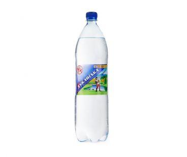 Вода минеральная Лужанская газ 1,5 ПЭТ