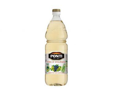 Ponti Уксус из белого вина 1л
