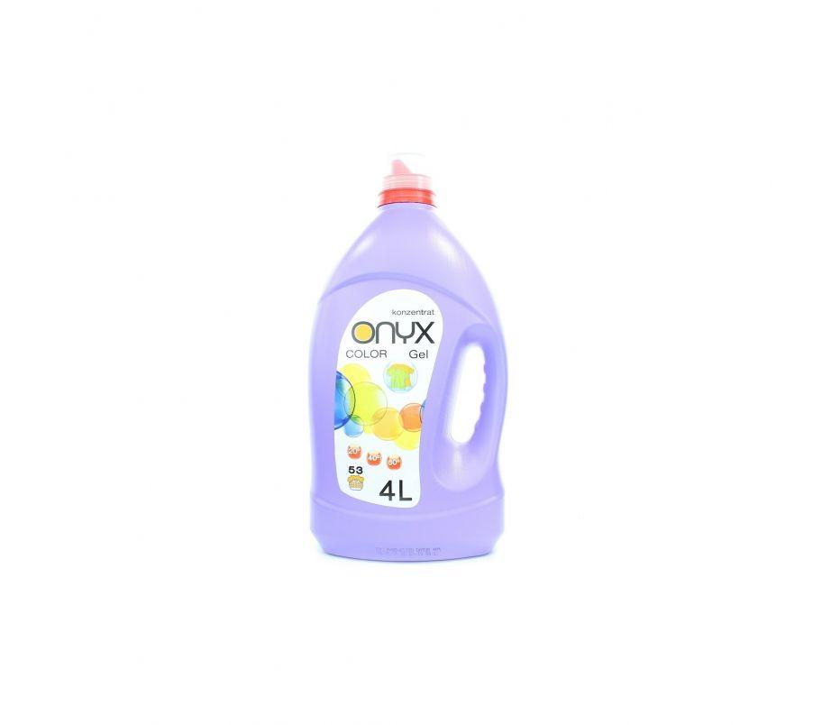 Onyx Гель для стирки 4л цветной