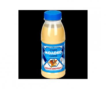 """Сгущенное молоко Молоко сгущенное """"Полтавочка"""" 380 8,5 % жир (пэт бутылка)"""