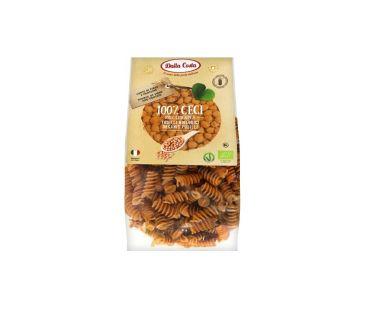 Dalla Costa Изделия макаронные Фузилли из нута б/гл 250г