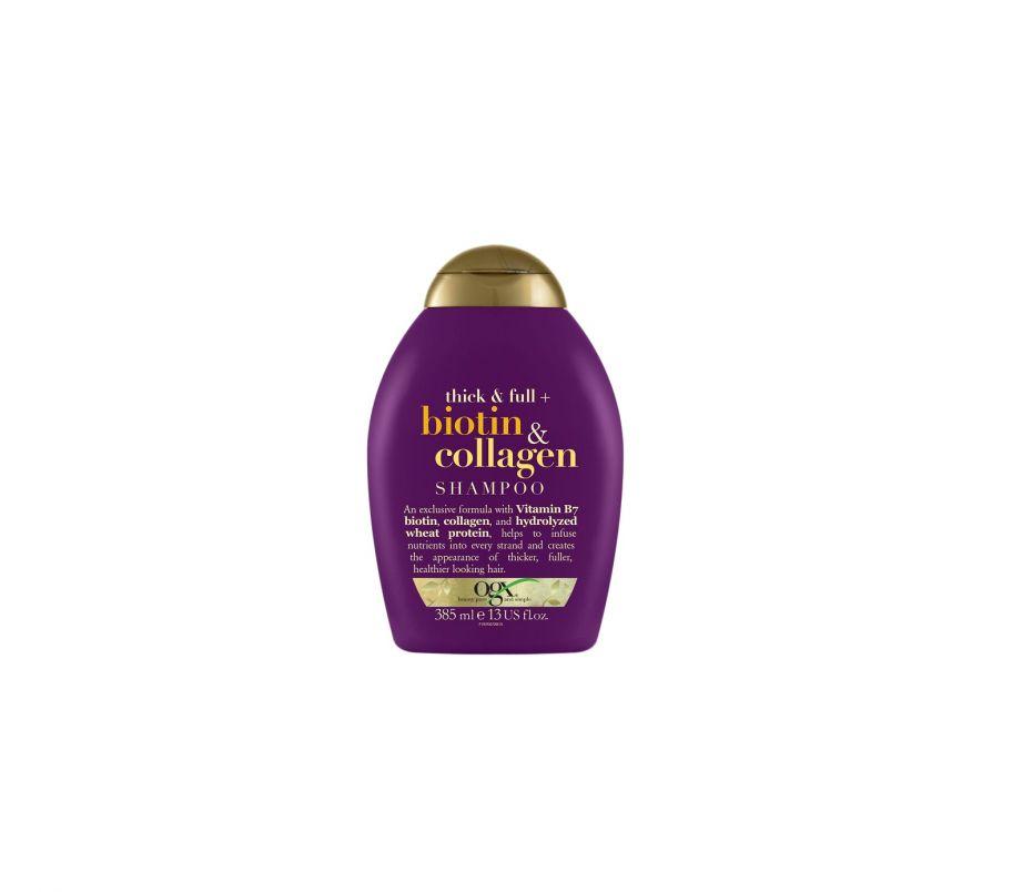 Ogx Шампунь д/волос Biotin&Collagen тонк/вол 385мл