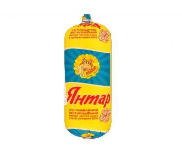 Добряна Сыр плавленный Коляда, пастообразный Янтарь 60 % колбасный весовой