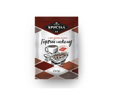 Какао КП Горячий шоколад 25 гр