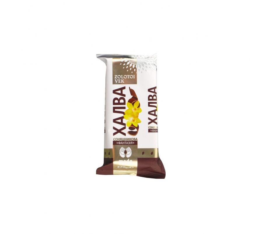 Золотой век Халва конфета шоколад