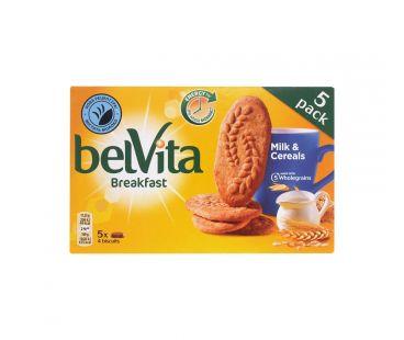 BelVita Печенье с мультизлаками 225г