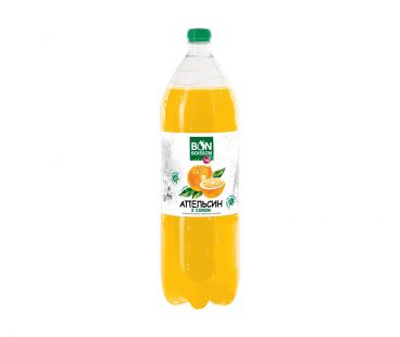Лимонад Бон Буассон Апельсин 2 л