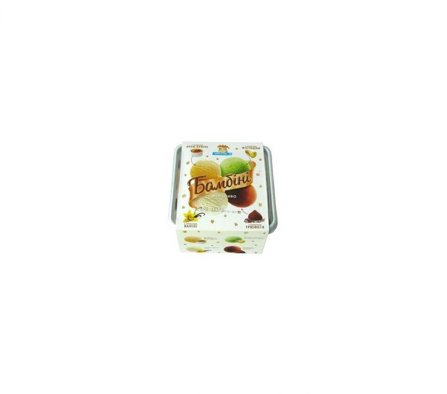 Геркулес Мороженое Бамбини  лоток 500 г