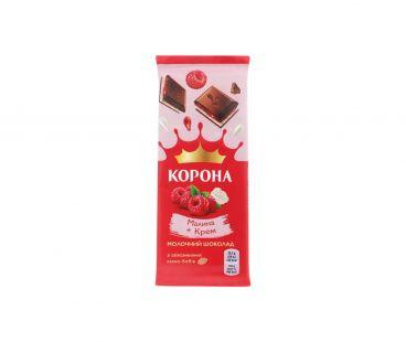 Корона Шоколад малина-крем 85г
