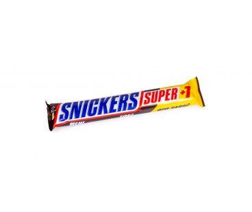 Snickers Батончик Сникерс 112,5г