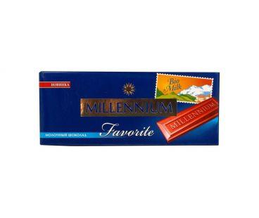 Millennium Миллениум Шоколад Favorite молочный 100г