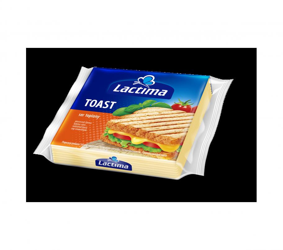 Сыр Лактима тост Тост 130г