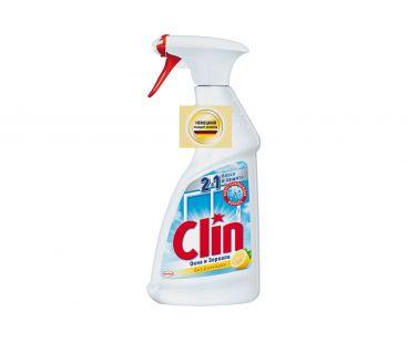 CLIN для стекла распыл Цитрус 500мл