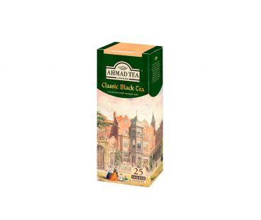 Ahmad tea Чай черный Классический 25*1,8г