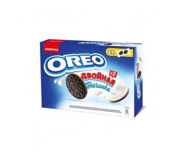 Oreo печенье Двойная начинка 170г