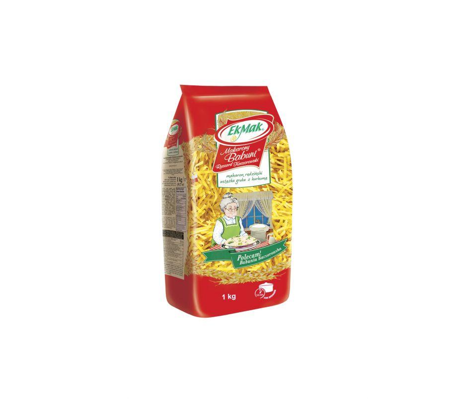 УМ Макаронные изделия Широкая Лента 1 кг