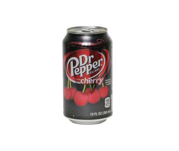 Dr.Pepper Напиток Сherry ж/б 330мл